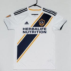 Adidas MLS LA Galaxy Men's Medium soccer jersey